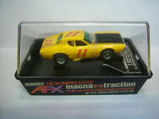 AURORA Rare AFX NOS New in Box Banded DODGE CHARGER NO Silver  Model Motoring HO