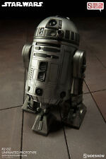 R2-D2 unpainted PROTOTYPE Hot Toys / Sideshow 1/6 Figure (Star Wars) MEGA SALE