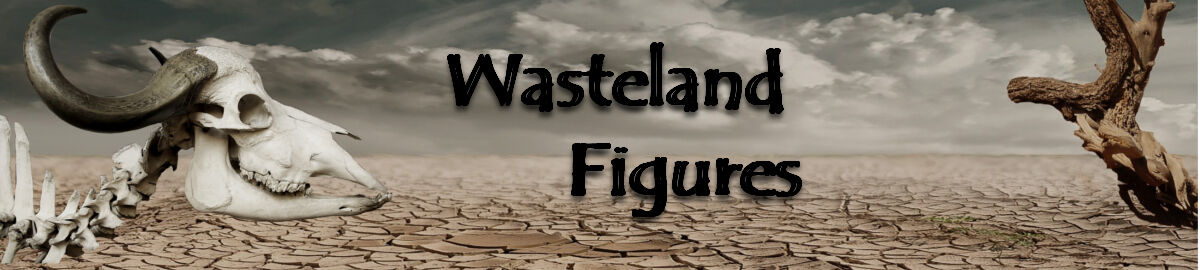 Wasteland Figures