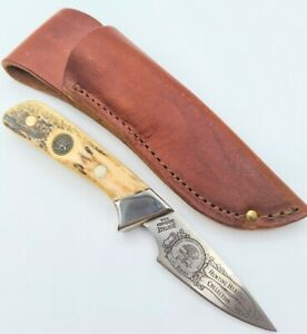 VINTAGE / RARE SCHRADE OLD TIMER USA LIMITED EDITION 156OT FIXED BLADE KNIFE