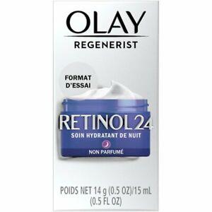 Olay Regenerist Retinol 24 Night Facial Moisturizer 0.5 oz