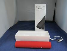 Zooka Wireless Speaker for Bluetooth Devices (Red)