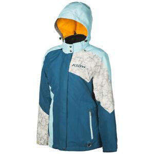 Klim Allure Jacket Xl Blue Closeout