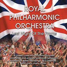 Last Night of the Proms, New Music