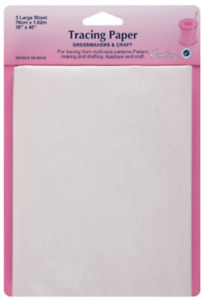 Whitecroft Couturières Tracing Paper