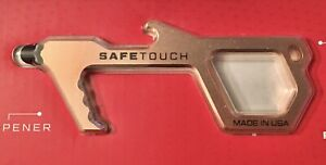 SafeTouch Hygiene Multi-Tool, 100% Antimicrobial Copper, BRAND NEW
