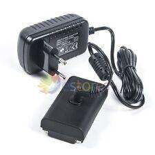 AC Power Battery Adapter W/ EU plug For CN-160 CN-126 SONY NP-F550 F970 F750