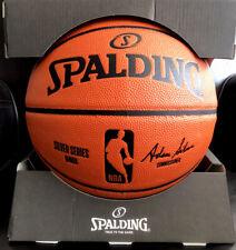 """NBA Replica Basketball /Spalding/Silver Series/ 29.5"""" Size 7"""