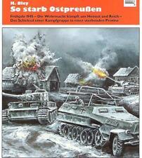 Landser - So starb Ostpreußen - Wehrmacht kämpft um Heimat und Reich - Untergang