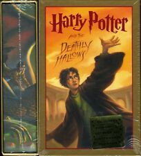 Harry Potter and the Deathly Hallows J.K. Rowling HC 1st Deluxe Scholastic NEW