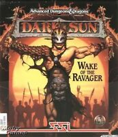 AD&D DARK SUN WAKE OF THE RAVAGER +1Clk Windows 10 8 7 Vista XP Install