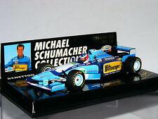 Minichamps BENETTON RENAULT B195 Michael Schumacher GP Brésil MSC-16 1/43