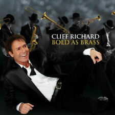 CLIFF RICHARD BOLD AS BRASS CD NEW SEALED FREE UK POST