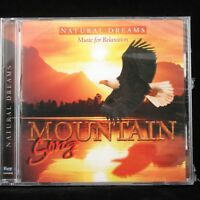 Mountain Song CD Music for Relaxation Natural Dreams 1999 Spa Nature Meditation