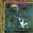 CD SINGLE promo MEDINA AZAHARA donde esta la luz SPAIN rare 1993 3-TRACKS PROG