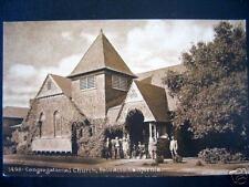 Palo Alto,Ca~1900's Congregational Church~no. 1498~Rare