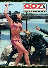 007 MAGAZINE ARCHIVE FILES - Bond Girls of the 1960s - Martine Beswicke Dec 2011