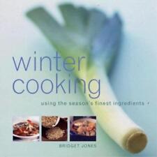 New Cook Book Winter Cooking by Bridget Jones