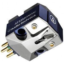 AT33MONO Audio Technica MC type monaural cartridge From Japan