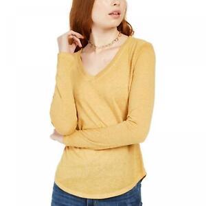 nWT Ultra Flirt Women's Long Sleeve Textured Boyfriend T-Shirt. RK312906MC
