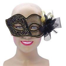 Women's Ball Mardi Gras Resin Costume Masks