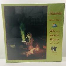 Herman Adams Shaman Jigsaw Puzzle 500pc (by SunsOut)