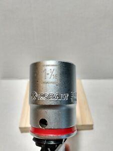 Kobalt Standard (SAE) 3/4-in Drive 12-point 1 1/16-in Socket *NEW*