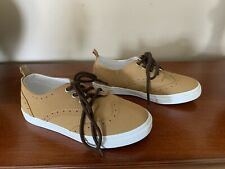 Gymboree's tan/brown dressy or casual lace up shoes! Size 13