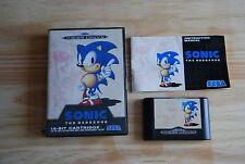 Sonic 1 pour Megadrive