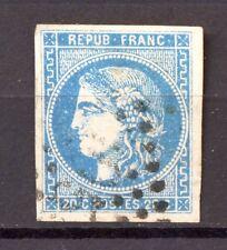 """FRANCE 46B . TRES BEAU. Point devant le """"E"""" et l'oeil. Cote 25€+    -C95-"""