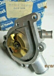 QCP939 New QH Water Pump Peugeot 204 304 (Disengaged fan) 1972-