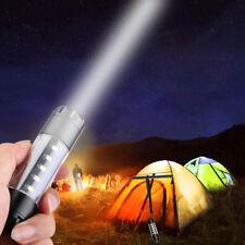 Mini XPE Q5 + COB LED Flashlight 14500/AA 6 Modes Pocket Torch Lantern Outdoor