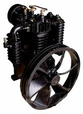 NEW 5 Horsepower cast Iron 2 Stage Industrial Air Compressor Pump