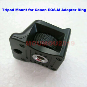 Tripod Mount for Canon EOS-M Adapter Ring, Lens Replacement Base Foot Adapter