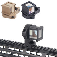 Reflect Angle Sight 360 Degree Rotate For Tactical Hunting Rifle Aiming Device
