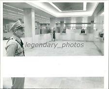 Federal Reserve Bank Salt Lake Tribune Original News Service Photo