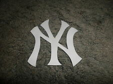 "MLB NEW YORK YANKEES 5"" X 5""  INCH IRON ON PATCH RARE!"