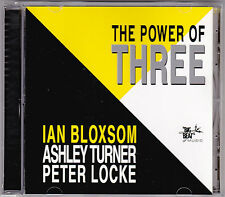Ian Bloxsom Trio - The Power Of Three - CD (BBM001 Big Beat Australia 2005)