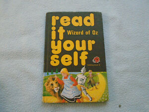 1980 Ladybird Book Read It Yourself Level 4  Series 777
