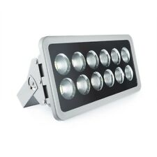 800W LED Floodlight Ultra Bright Spot Security Lights White Waterproof US Stock