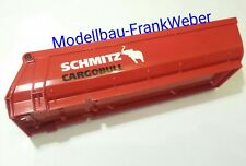 6727 Mulde rot  Schmitz Kipper 1:32 siku control 1/32 Truck RC