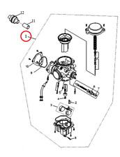 Original OEM CARBURATOR ASSY 250/300 TRITON ACCESS BAJA 250 300 400