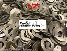 """(10) 1/2""""  Wave / Curve  Washers Steel  .50   Type B Curved washer"""