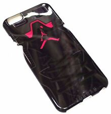 "for iPhone 6/6S PLUS (5.5"") Hot Pink Jordan Lace Soft Rubber Silicone Shoe Case"