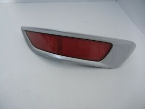 VOLVO XC70 P24 REAR BUMPER RIGHT SIDE REFLECTOR WITH BEZEL 30744514 OEM