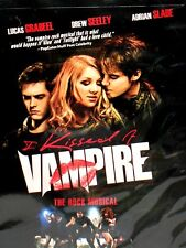 I Kissed a Vampire ROCK MUSICAL GLEE TWLIGHT FILM FESTIVAL WIN DVD NEW FREE SHIP