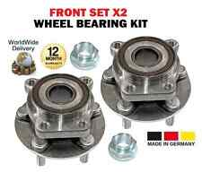 FOR SUBARU OUTBACK 2.5 3.0 R 2.0 2003-->ON ESTATE FRONT SET WHEEL BEARING KIT X2