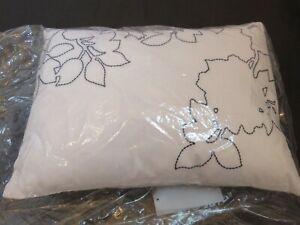 Barbara Barry KIMONO SILHOUETTE Rectangle deco pillow NWT