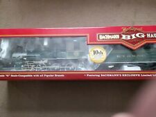 More details for bachmann g scale 4.6.0 steam locomotive new boxed limited edition very rare