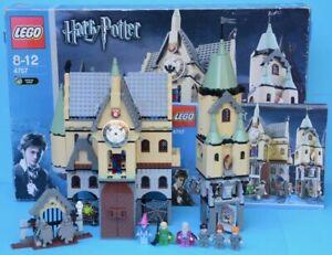 LEGO 4757 - Hogwarts Castle (2nd edition) - Harry Potter / Prisoner of Azkaban
